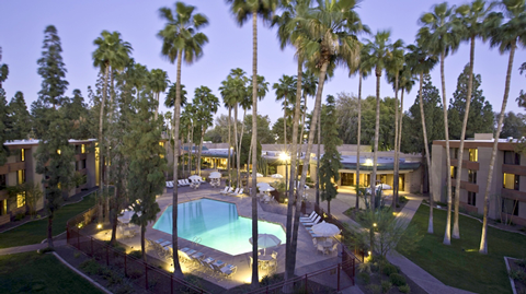 Double Tree by Hilton Phoenix-Tempe