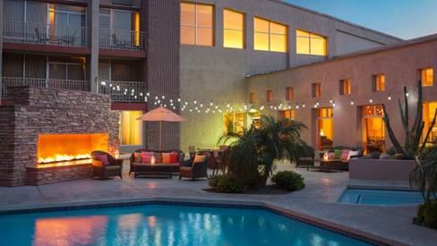 Sheraton Phoenix Airport Hotel Tempe 1600 S. 52nd Street Tempe, AZ 85281